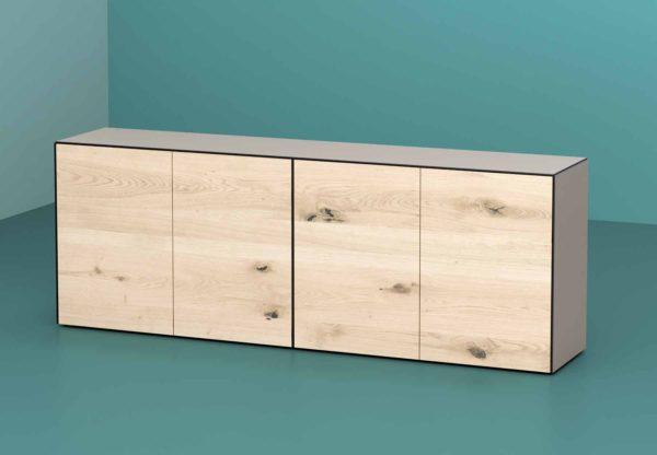 32: Auf Wunsch auch mit Holzfronten