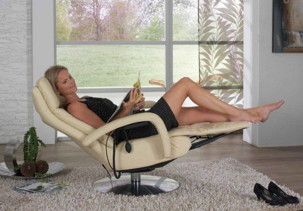 09: Unser zierlicher Relaxsessel für ausgezeichnete Entspannungsmomente