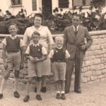 Möbel-Kindler-AG - Familie Kindler in den 1950