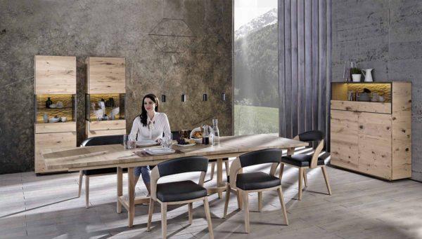 04: Diese Möbel sehen edel aus und bieten eine glamouröse Bühne.