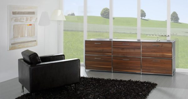09: Sideboard für den Wohn- und Bürobereich mit 1000den von Möglichkeiten