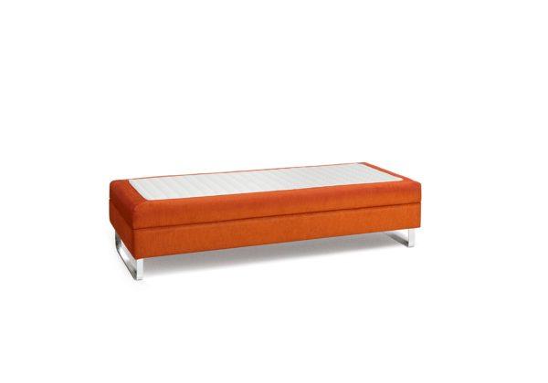15: Matratze umdrehen und schon haben Sie ein Einzelbett