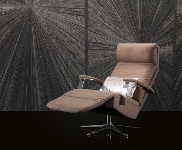 10: Elegant aus Schweizer Manufaktur mit sehr angenehmer Sitz- und Liegekomfort