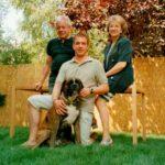 Möbel Kindler AG - Familienfoto aus dem Jahre 2003