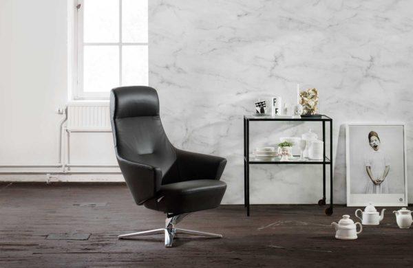 16: Höchster Komfort durch ergonomische Schalen-Konstruktion