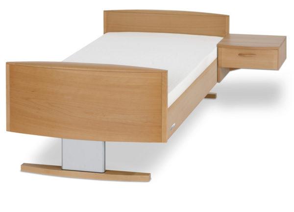 Möbel-Kindler-AG - Komfortbett-Lift mit Nachttisch