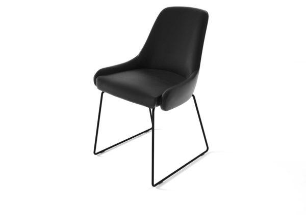 27: Stuhl mit vielen Fussgestell-Varianten