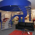 Möbel Kindler AG - Erweiterung Aufgang 2. Stock