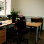 Möbel Kindler AG - neues Büro 1999